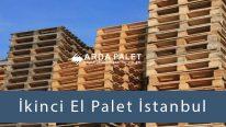 İkinci El Palet İstanbul