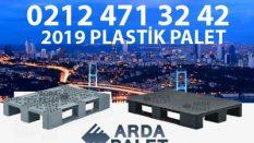 2019 Plastik Palet