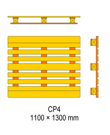 cp4 palet ölçüleri