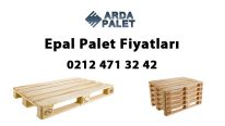 Epal Palet Fiyatları