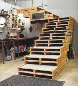 palet-merdiven