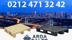 Zeytinburnu Plastik, Euro ve Ahşap Palet Alım ve Satımı – Arda Palet